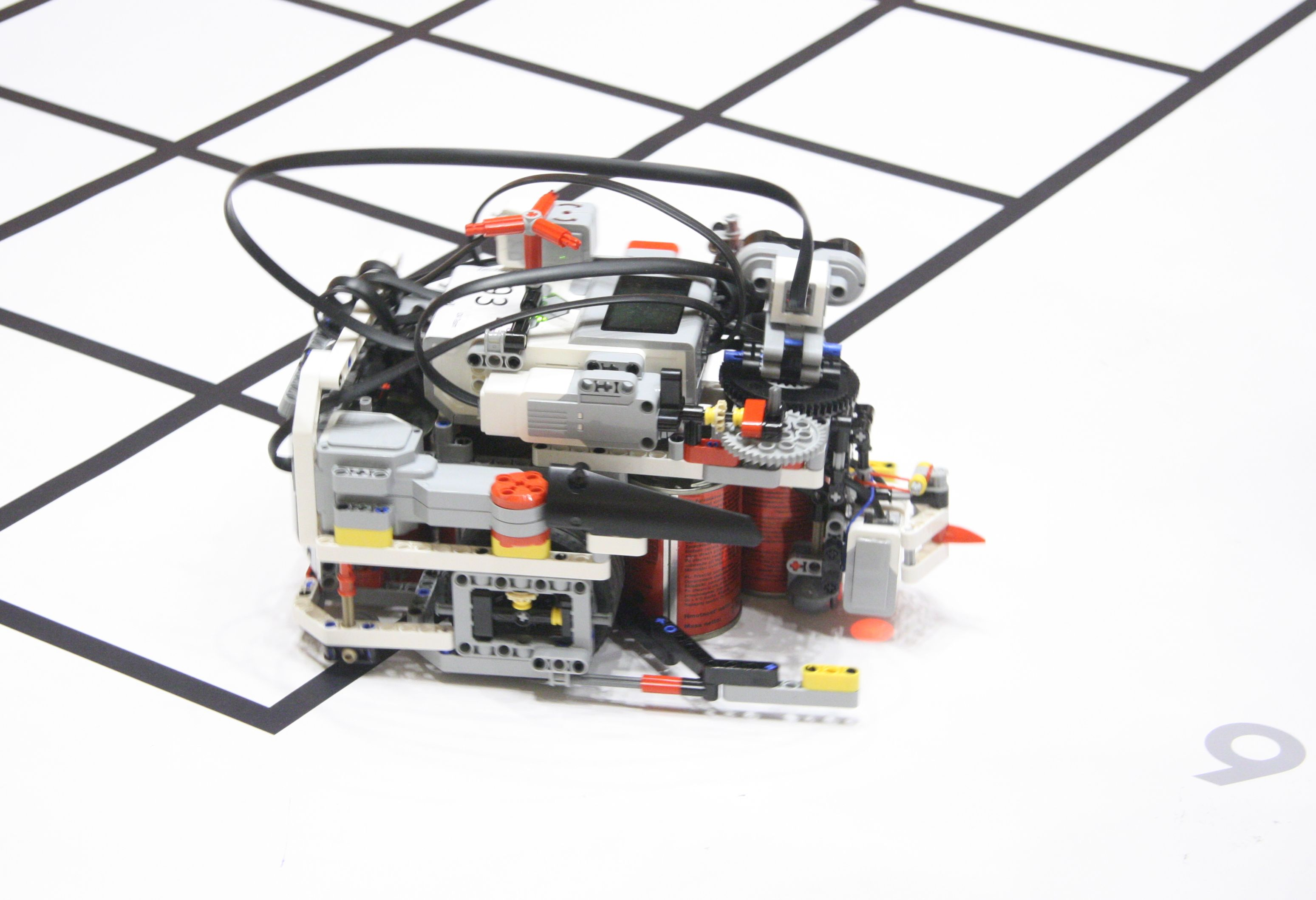 2019 Competitions – Robotic Day 2019